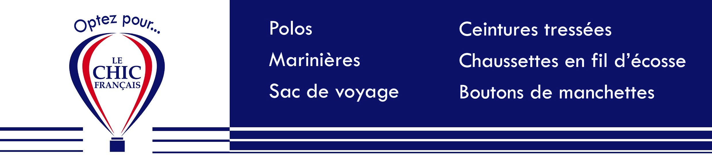 5 marques adeptes du Made in France s'unissent sous un même étendard : Le Chic Français
